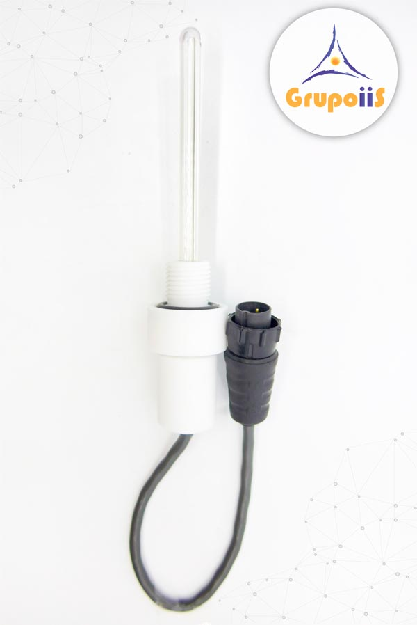 Lámpara UV para equipos TOC sieveres 500, sievers 800, sievers 900, sievers M9,Thorton, PAT 700, check point