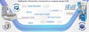 Servicio de calificacion prevencion y correccion de equipo TOC